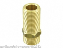 Triton nutted long thread connector 7032915